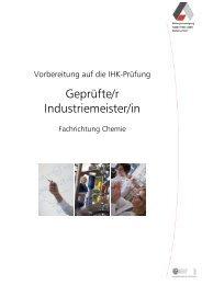 Im chemie hannover 2012 - Arbeit und Leben