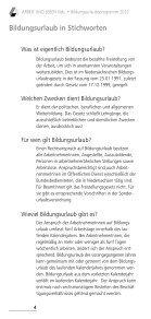 BILDUNGSURL AUB - Arbeit und Leben - Page 6