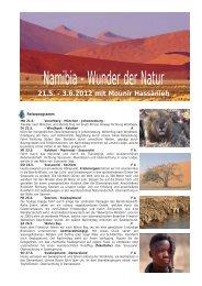 Namibia 21.5.2012