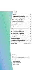 Seminare mit Übernachtung Seminare mit ... - Arbeit und Leben - Page 2