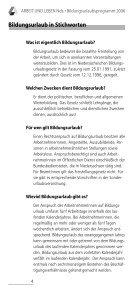 Seminare mit Übernachtung Seminare mit ... - Arbeit und Leben - Page 6