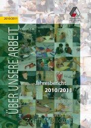 2010/2011 - Arbeit und Leben