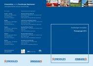 Vorarlberger Immobilien Preisspiegel 2011