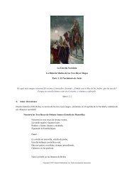La Estrella Navideña - La Historia Mística de los Tres Reyes Magos