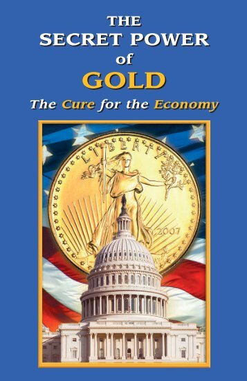 What is the secret power of gold
