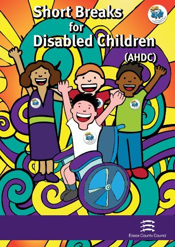 Short Breaks Disabled Children - Essex County Council