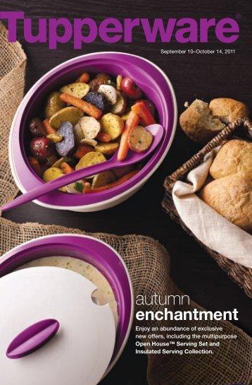 autumn - Tupperware