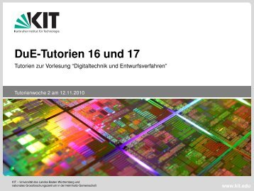PDF (20 Folien) - Tutorium von Chris Mandery