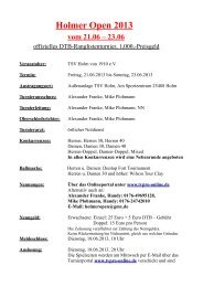 2369-3-Ausschreibung Holmer Open 2013.pdf - Turnierportal TV ...