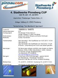 1489-11-Ausschreibung Stadtwerke CUP2013.pdf - Turnierportal TV ...