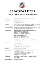 1538-30-Ausschreibung 12. Nord Cup 2013.pdf - Turnierportal TV ...