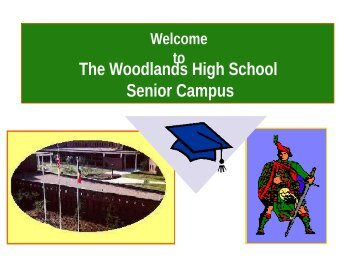 The Woodlands High School Senior Campus