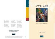 SWITCH! - Arbor-Link