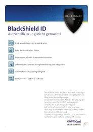 Blackshield ID - Arbor-Link