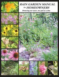 What is a Rain Garden? - Two Rivers Coalition