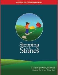 home-based program manual - Texas Comprehensive Center - SEDL