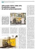 Un travail souple de la tôle pour rationaliser la fabrica- tion ... - Arburg - Page 4
