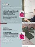 ARDEX für die Fliesenverlegung. - Seite 6