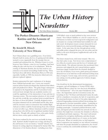 a history of urban universities The faculty history project documents faculty members who have been associated with the university of michigan since 1837, and the history of the university's schools and colleges this project is part of a larger effort to prepare resources for the university's bicentennial in 2017 find out more.