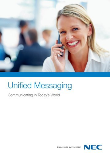 Unified Messaging - Nec