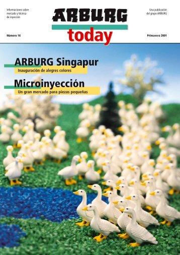 Sorg Gmbh: ¡producir olas pa Quien hoy en día quie - Arburg