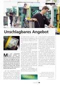 """Kundenmagazin today 33, S 15 """"alles im Zugriff - Arburg - Seite 7"""