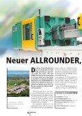 Kunststoff-Spritzguss: Präzision - Arburg - Seite 4