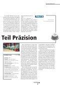 Kunststoff-Spritzguss: Präzision - Arburg - Seite 7