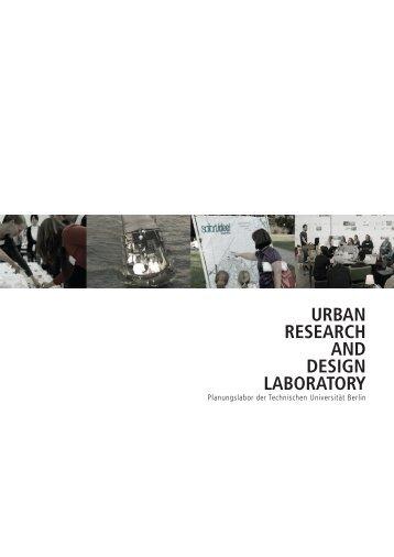 PDF zum Download: U-Lab Portfolio - Urban Research and Design ...