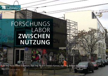 Download (PDF) - Urban Research and Design Laboratory - TU Berlin