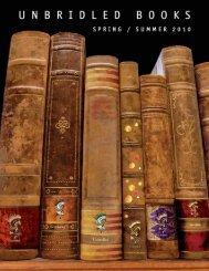 Spring 2010 - Unbridled Books