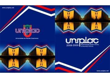 Download do arquivo completo - Uniplac