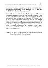 Selbstbedienungstankstelle - unirep - Humboldt-Universität zu Berlin