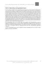 Fall 14 - unirep - Humboldt-Universität zu Berlin