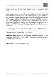 StGB - unirep - Humboldt-Universität zu Berlin