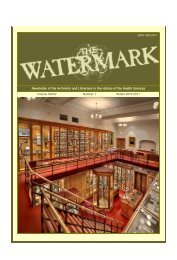 Newsletter of the Archivists and Librarians in the History of ... - UCLA