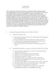 FORM #4: SAMPLE DATA SUMMARY - UCLA