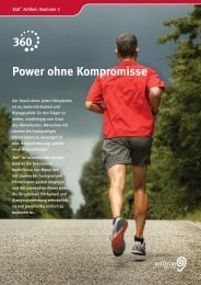 360 Artikel: Power ohne Kompromisse (PDF, 566 kB) - Unitron