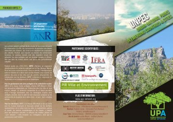 Urban National Parks In Emerging Countries & Cities - UPA - Urban ...