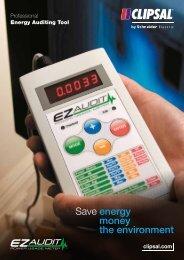 EZAUDIT Power Usage Meter, Professional Energy ... - Clipsal