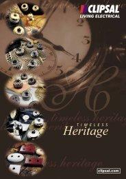 Timeless Heritage, 828-327 - clipsal.co.nz