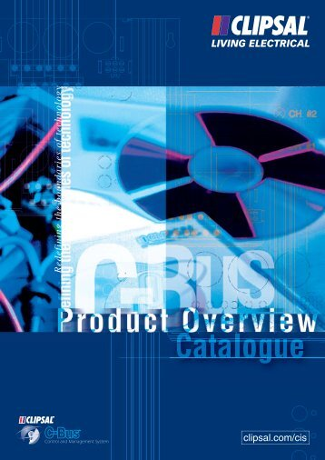 C-Bus Software - Clipsal
