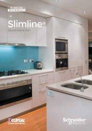 Slimline SC2000 Series - Clipsal