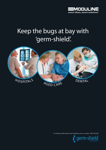 Keep the bugs at bay with 'germ-shield', 20217 - Clipsal
