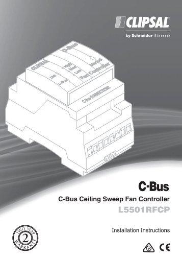Pdl remote control ceiling fan 18273 221 kb clipsal f2228 l5501rfcp c bus ceiling sweep fan controller clipsal aloadofball Gallery