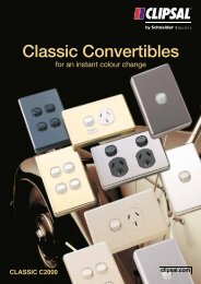 Classic Convertibles, for an instant colour change, 23070 - Clipsal