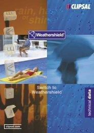 Weathershield Technical Data - 11182 - Clipsal