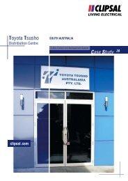 Toyota Tsusho Distribution Centre, 13669 - Clipsal