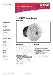 L900 Series 12W LED Downlights, 25046 - Clipsal