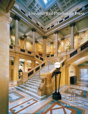 View Catalog PDF - University of Pittsburgh Press